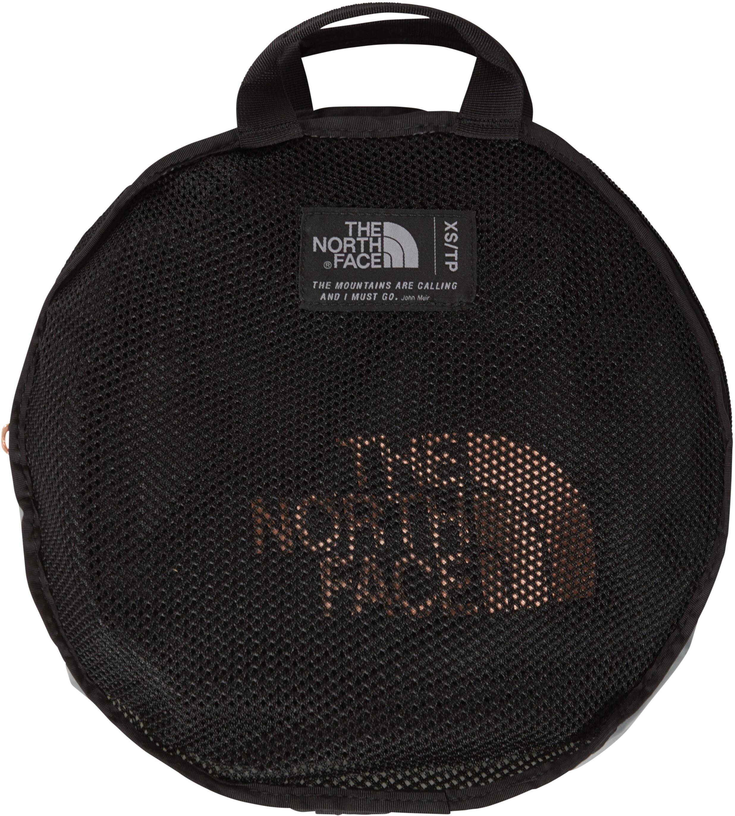 ee1d939ce9 The North Face Base Camp - Sac de voyage - XS noir sur CAMPZ !